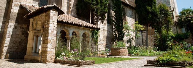 Cloître Saint-Salvi