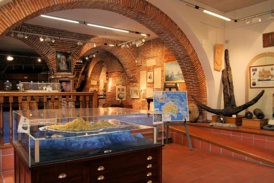 Le musée Lapérouse