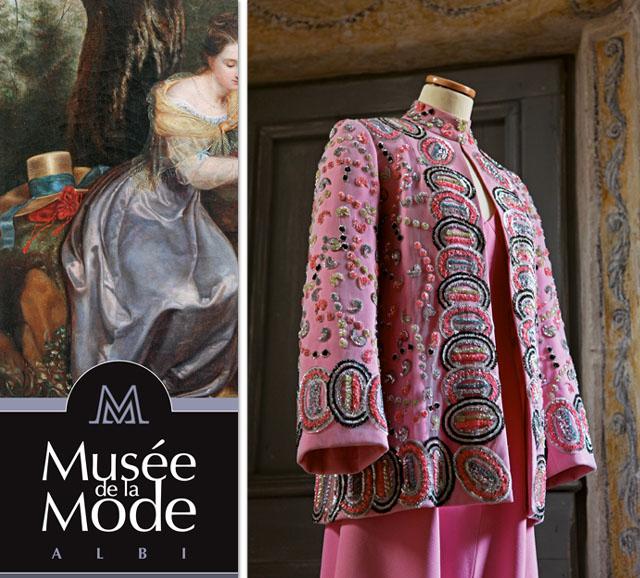 Musée de la mode à albi