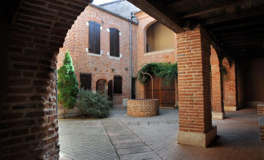 Hôtel de Castelnau à Albi