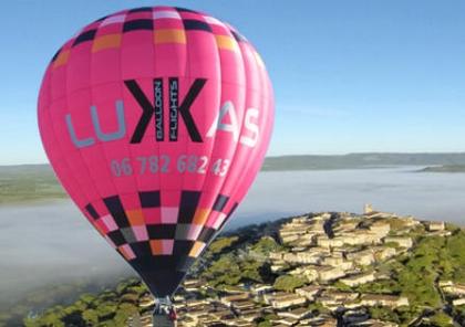 Lukkas montgolfière